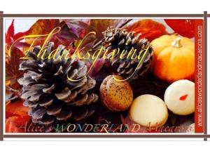 thanksgiving-macarons